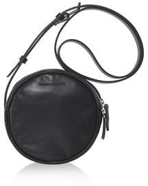 Joanna Maxham Circle Bag In Black.