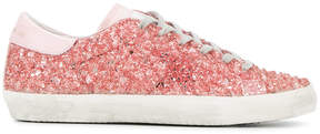 Golden Goose Deluxe Brand Superstar glitter sneakers