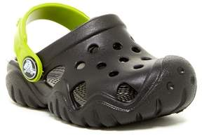 Crocs Swiftwater Clog (Toddler & Little Kid)