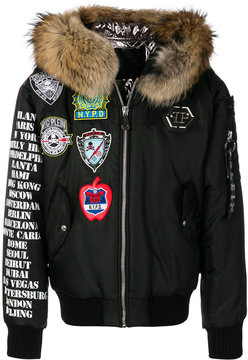 Philipp Plein I Take down jacket