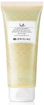 Origins Incredible Spreadable(TM) Smoothing Salt Body Scrub