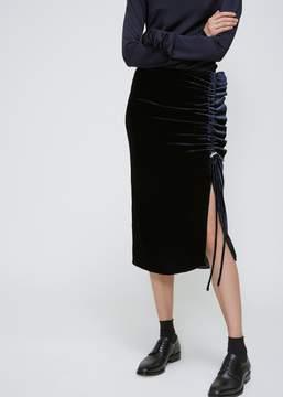 Cédric Charlier Wrap Skirt