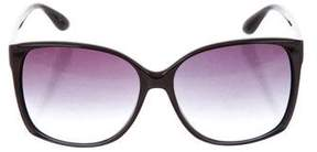 Marc by Marc Jacobs Oversize Resin Sunglasses