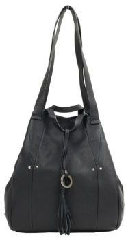 Sanctuary Vintage Pebbled Leather Hobo Bag