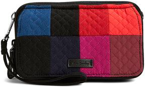 Vera Bradley Winter Patchwork Iconic RFID All in One Crossbody Bag - WINTER - STYLE