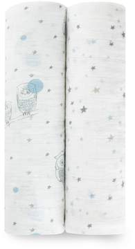 Aden Anais Aden & Anais Night Sky Swaddles (Set of 2)