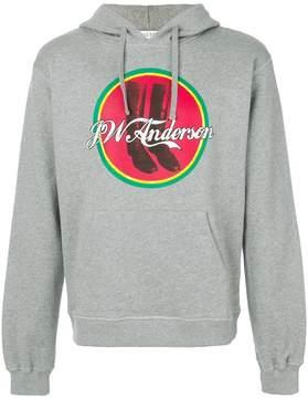 J.W.Anderson JWA Cola Boots hoodie