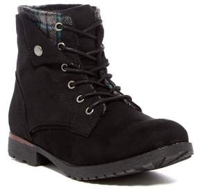 Rock & Candy Tavin Lace-Up Boot