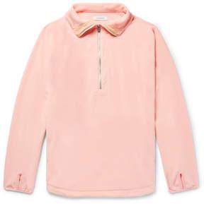 Nonnative Fleece Half-Zip Sweatshirt