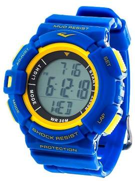 Everlast Heart Rate Monitor Watch - Blue