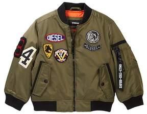 Diesel Flight Jacket (Little Boys)