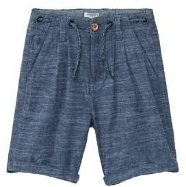 MANGO Speckled cotton bermuda short