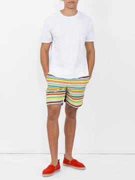 Loewe Stripe print swimming shorts