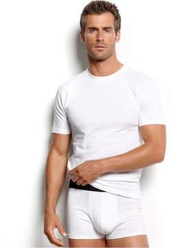 Alfani men's underwear, tagless crew neck Undershirt 4 pack