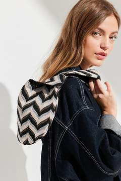 Urban Outfitters Chevron Mini Knot Bag