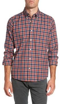 Barbour Men's Moss Check Flannel Sport Shirt