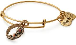 Alex and Ani Queen's Crown Charm Bangle | benefiting Not For Sale