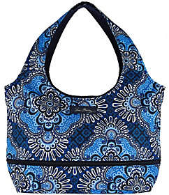 Vera Bradley As Is Lighten Up Expandale Hobo Bag - ONE COLOR - STYLE