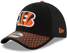 New Era Boys' Cincinnati Bengals 2017 Official Sideline 39THIRTY Cap