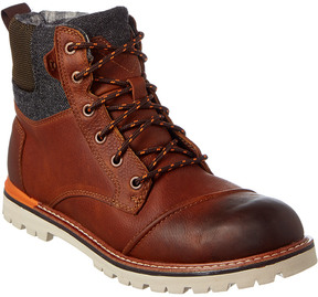 Toms Men's Ashland Waterproof Leather Boot