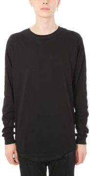 Les (Art)ists Les Artists Demna Black Cotton T-shirt