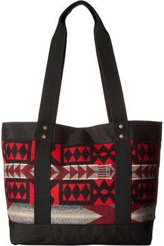 Pendleton - Small Snap Tote Tote Handbags