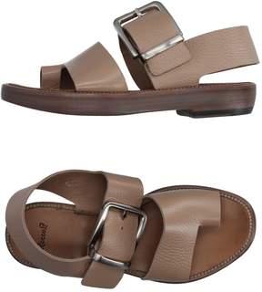 Rocco P. Toe strap sandals