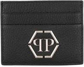 Philipp Plein embellished card holder