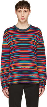 Paul Smith Multicolor Striped Sweater