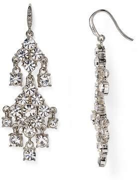 Carolee Pavé Chandelier Earrings
