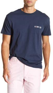 Billabong Division Short Sleeve Tailored Fit Tee