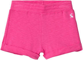 Joules Pink Jersey Shorts