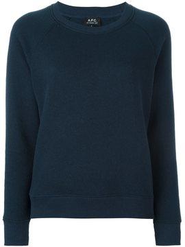 A.P.C. 'Running' sweatshirt