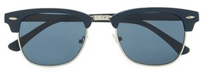 Topman Men's 50Mm Sunglasses - Mid Blue