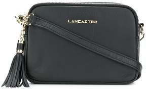 Lancaster double zip clutch