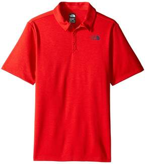The North Face Kids Polo Shirt Boy's Short Sleeve Knit