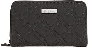 Vera Bradley Classic Black Accordion Wallet - CLASSIC - STYLE