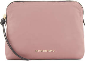 Burberry Zip pouch - MAUVE PINK - STYLE