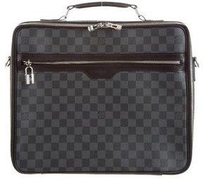 Louis Vuitton Damier Graphite Steeve Messenger Bag