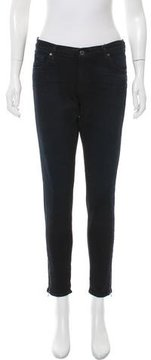 Adriano Goldschmied Mid-Rise Skinny Jeans w/ Tags