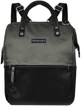 Sherpani Women's Dispatch Essentials Recycled Convertible Backpack