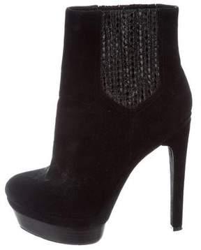 Rachel Zoe Audrey Platform Ankle Boots