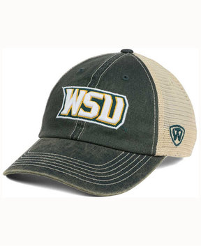 Top of the World Wright State Raiders Wicker Mesh Cap