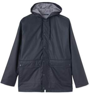 Petit Bateau Mens water-repellent raincoat