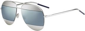 Safilo USA Dior Split 1 Aviator Sunglasses