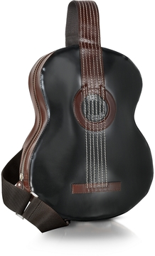 Pratesi Guitar Backpack w/MP3 Speaker Connection