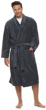 Hanes Men's Ultimate Plush Soft Touch Robe
