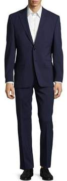 Lauren Ralph Lauren Two-Button Wool Suit