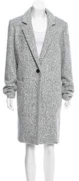Zac Posen Giselle Knee-Length Coat w/ Tags