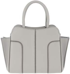 Tod's Sella Mini Tote Leather Grey
